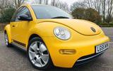 9 Volkswagen Beetle