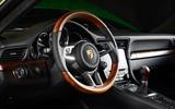 Porsche one millionth 911 steering wheel