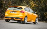 Ford Focus ST-3 rear