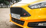Ford Focus ST-3 front grille