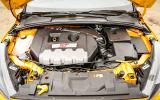 2.0-litre Ford Focus ST-3 petrol engine