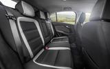 Fiat Tipo rear seats