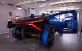 Citroen 19_19 concept at Goodwood 2019 - rear