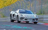 2019 Corvette C8 tests flat out at the Nurburgring: with video