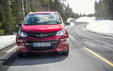Opel Ampera-e front end