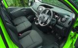 Autocar imagines the Dacia Sandman off-road campervan - interior