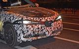 Alfa Romeo Stelvio spotted in light camouflage