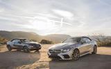 2017 Mercedes-Benz E-Class Cabriolet prototype - we take a ride
