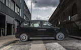 New London taxi revealed with zero emissions capability