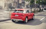 Audi Q2 rear