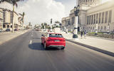 Audi Q2 in Havana, Cuba