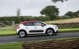 Citroen C3 side profile