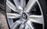 20in Bentley Continental GT alloys