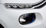 Citroen C3 headlights