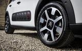 15in Citroen C3 alloy wheels