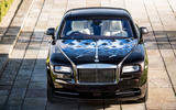 Nine bespoke Rolls-Royce Wraith models launched to celebrate British musicians