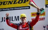 Honda Civic Type R driver Gordon Shedden