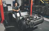 Delta Motorsports founder Dowson