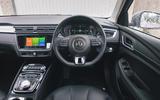 2020 MG 5 - steering wheel