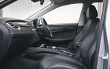 2020 MG 5 - interior