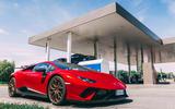 2019 Lamborghini Huracan Performante - static side