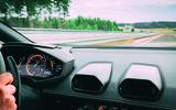 2019 Lamborghini Huracan Performante Richard Lane - at speed