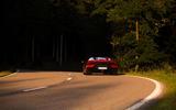 2019 Lamborghini Huracan Performante - cornering rear