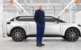 James Dyson car Sunday Times