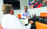 Delta Motorsports founder Carpenter