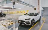 Autocar visits Lamborghini factory in Sant'Agata
