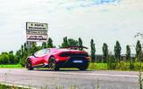 2019 Lamborghini Huracan Performante - rear