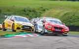 BTCC anchorman Steve Rider takes Autocar around Thruxton