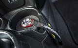 Mini Cooper S Works 210 cupholder