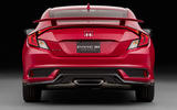 2017 Honda Civic Si prototype previews US performance model