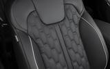 2020 Kia Sorento unveiling - seat detail