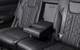 2020 Kia Sorento unveiling - rear bench