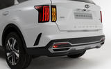 2020 Kia Sorento unveiling - rear