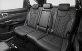 2020 Kia Sorento unveiling - rear seats