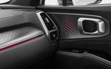2020 Kia Sorento unveiling - door handle