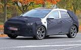 Kia Ceed SUV prototype