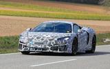 2020 McLaren Sports Series Hybrid prototype
