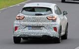 2020 Ford Puma ST prototype at Nurburgring