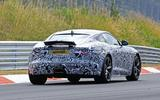 2020 Jaguar F-Type Cabrio prototype