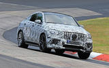 Mercedes-AMG GLE 63 Coupe spy shots
