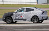 Lynk&Co 05 Spy shots