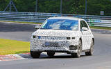 2021 Hyundai 45 prototype at the Nurburgring