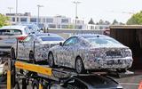 2020 BMW 4 Series Coupe spy shots