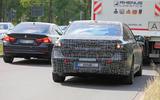 BMW i7 prototype