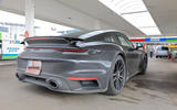 2020 Porsche 911 Turbo prototype