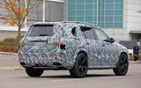 Mercedes-Maybach GLS spy shots